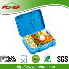 식사 준비 컨테이너 bpa 무료 누설 방지 점심 상자 점심 아이 플라스틱 도시락 상자
