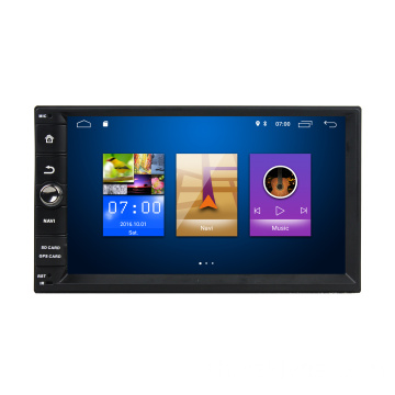 7 '' 2din android 8.1 car dvd สากล