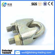 Clips de câble métallique en acier pour DIN1142