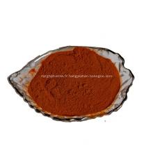 Poudre d'extrait de thé de polyphénols de thé polyphénol 98% de poudre