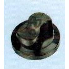 Bouton en bakélite bouton, bouton en alliage de Zinc, plastique