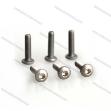 RC Hobby titanium cnc custom made wholesale titanium bolt