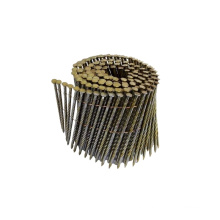 Coil Roofing Nail galvanized High Quality for roofing nails