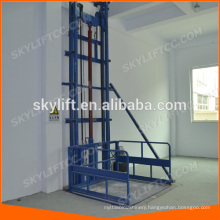 home used hydraulic electric equipment warehouse lift