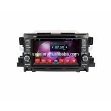À venda! Dvd player do carro para Mazda CX-5, Auto Rádio DVD Player / Sistema de Navegação GPS Bluetooth, Ipod, SWC, TV