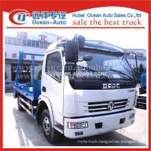DFAC 5 capacity of 4x2 mini garbage truck