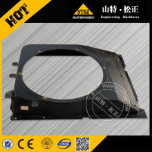 PC200-8 cooling system shroud 20Y-03-42470 komatsu spare parts