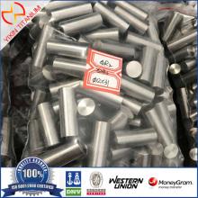 ASTM B348 Gr2 Dia12 × 31 मिमी टाइटेनियम पट्टी