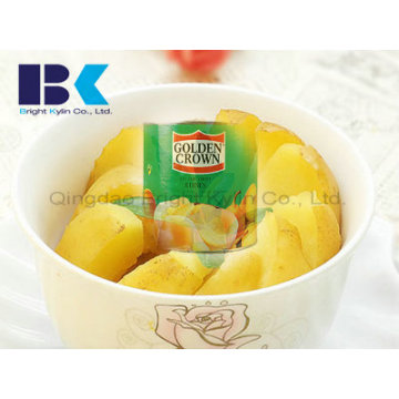 Good Hospitality of Canned Yellow Peach in Syrup