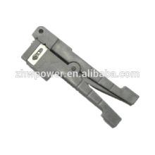 Herramienta de fibra óptica IDEAL Separador de cable coaxial de dos pasos 45-163, IDEAL Separador de cable 45-162, Separador de tubo de protección, Separador coaxial