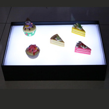 LED-Lebensmittel Acryl-Display-Box