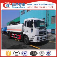 Dongfeng 12.000 metros cúbicos de camiones montado pozo de agua pozo de perforación