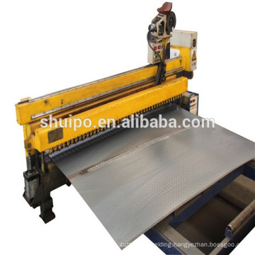 Top Quality Metal Processing Equipment for Plate Butt Welding