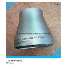 B16.9 Wp316L Réducteur de tuyaux en acier inoxydable sans couture