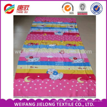 Various colors printing cotton fabric for cotton bedding fabric