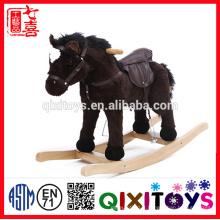 Enfants électrique jouet voiture prix cheval pour les enfants équitation bébé animaux à bascule