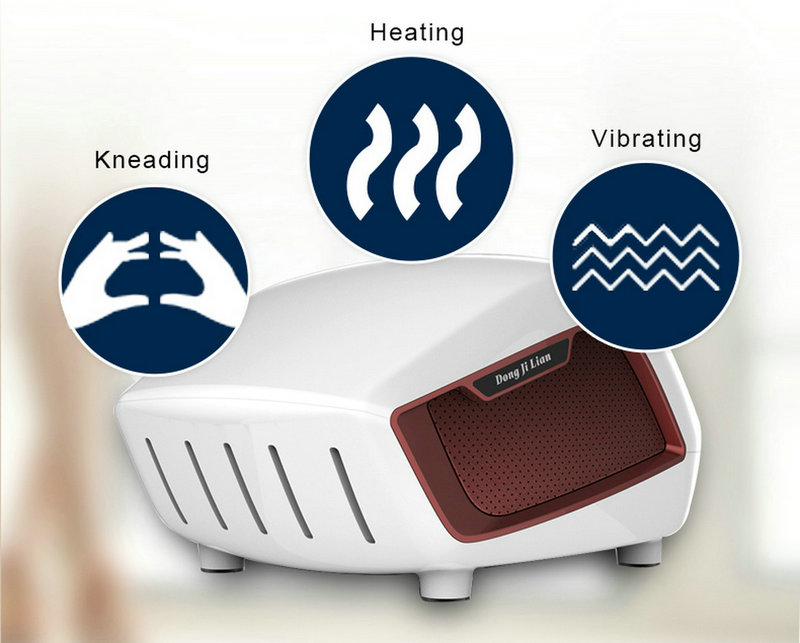 Hot Selling Foot Massager with Heating