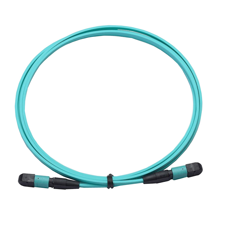 Mpo Optical Fiber Patch Cord