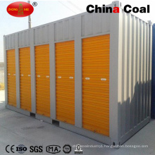 Roll Door Open Side Modified 20FT 40FT Storage Shipping Container