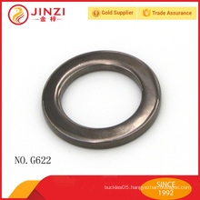 Zinc alloy brass O ring hardware for handbags and luggage use