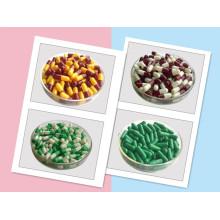Cápsulas de gelatina dura cápsulas vazias (Halal GMP, etc.)