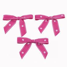 Pink Grosgrain Ribbon Bow