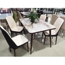 Новый стиль домашней мебели роскошный обеденный стол набор