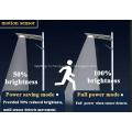 10-150W напольный Солнечный уличный свет полезности окружающей среды