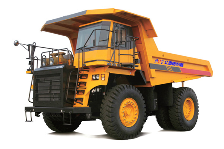 Mine Tunnel Dump Truck