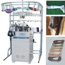 Terry unsichtbare Socken Maschine mit hoher Qualität