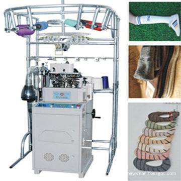 Completa informatizadas meias de tricô a máquina com alta qualidade