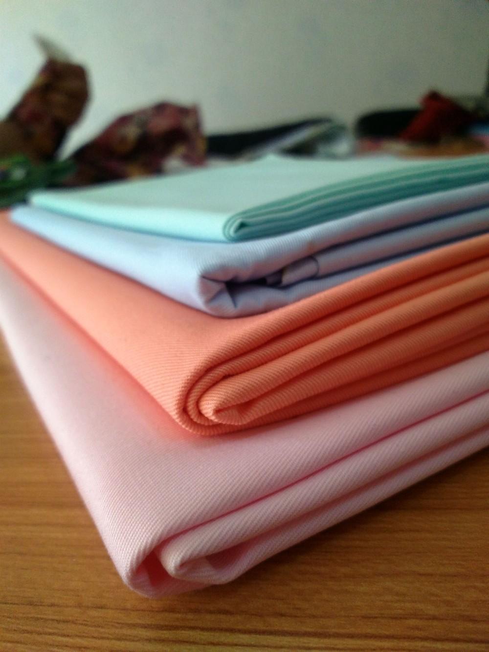 100% bawełniana tkanina na spodnie