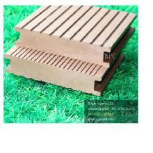 Eco Decking-System im Freien WPC-zusammengesetzte Bodenbelag-Plattform-Planke