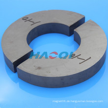 Permanente Keramik große Magneten c Form