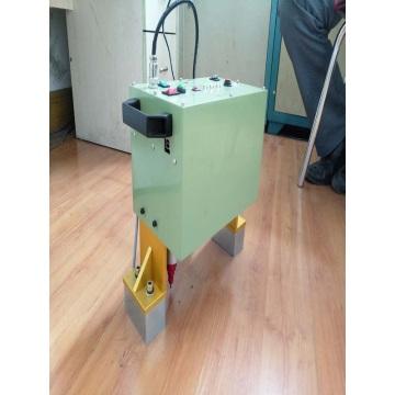 Uma máquina de marcação pneumática incomum