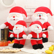 wholesale cute stuffed santa claus stuffed toy