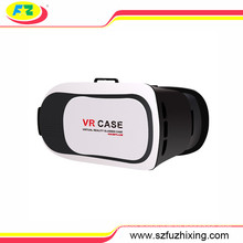 Amazing Vitual Enjoyment 3D VR Glasses VR Case for Movie and Games