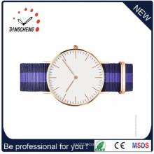 Fashion Sport Wristwatch Quartz Watches Steel Men′s Ladies Watch (DC-1466)