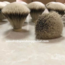 Nodi per capelli da 20mm extra Silvertip Badger