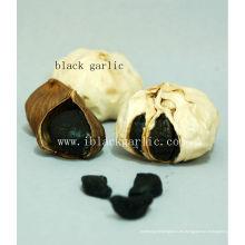 Ajos negros de ajo ajuste de la sangre y ajuste de azúcar en la sangre