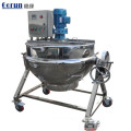 Grand pot de cuisson industriel de cuiseur à vapeur d'acier inoxydable industriel de catégorie comestible de grande capacité