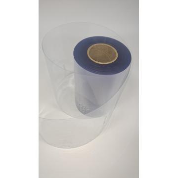 Folha de plástico PVC transparente