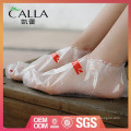 high quality coconut oil foot mask with high quality