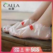 Professional Pedispa exfoliant pied masque avec la meilleure qualité et prix bas
