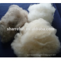 100% dehaired cashmere raw material for yarn