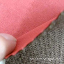 Polyester Tricot Bonded Fabric with Tricot and TPU, Windproof, Breathable, Cold-protective