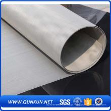 Rede de arame de aço inoxidável de alta qualidade 316 304 para o filtro