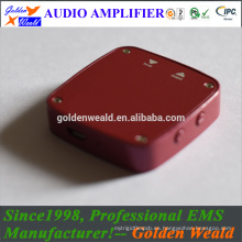 Amplificador de batería recargable del amplificador del auricular del amplificador de 3.5mm