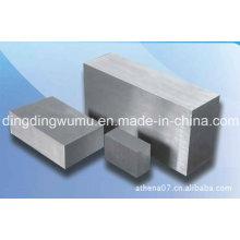 Molibdeno TZM Aleación placa de molde de Metal