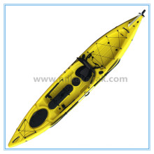 New Roto-Molded Single Fishing Sit on Top Kayak for Sale (M07-1)